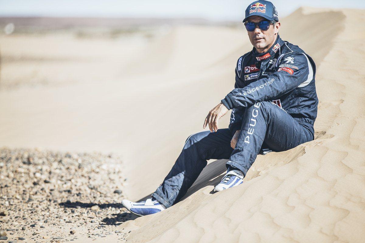 Loeb ufficiale Peugeot nei Rally Raid
