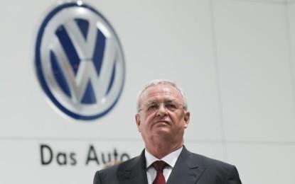 Volkswagen: Martin Winterkorn si dimette
