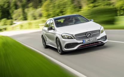 Anteprima Mercedes Classe A