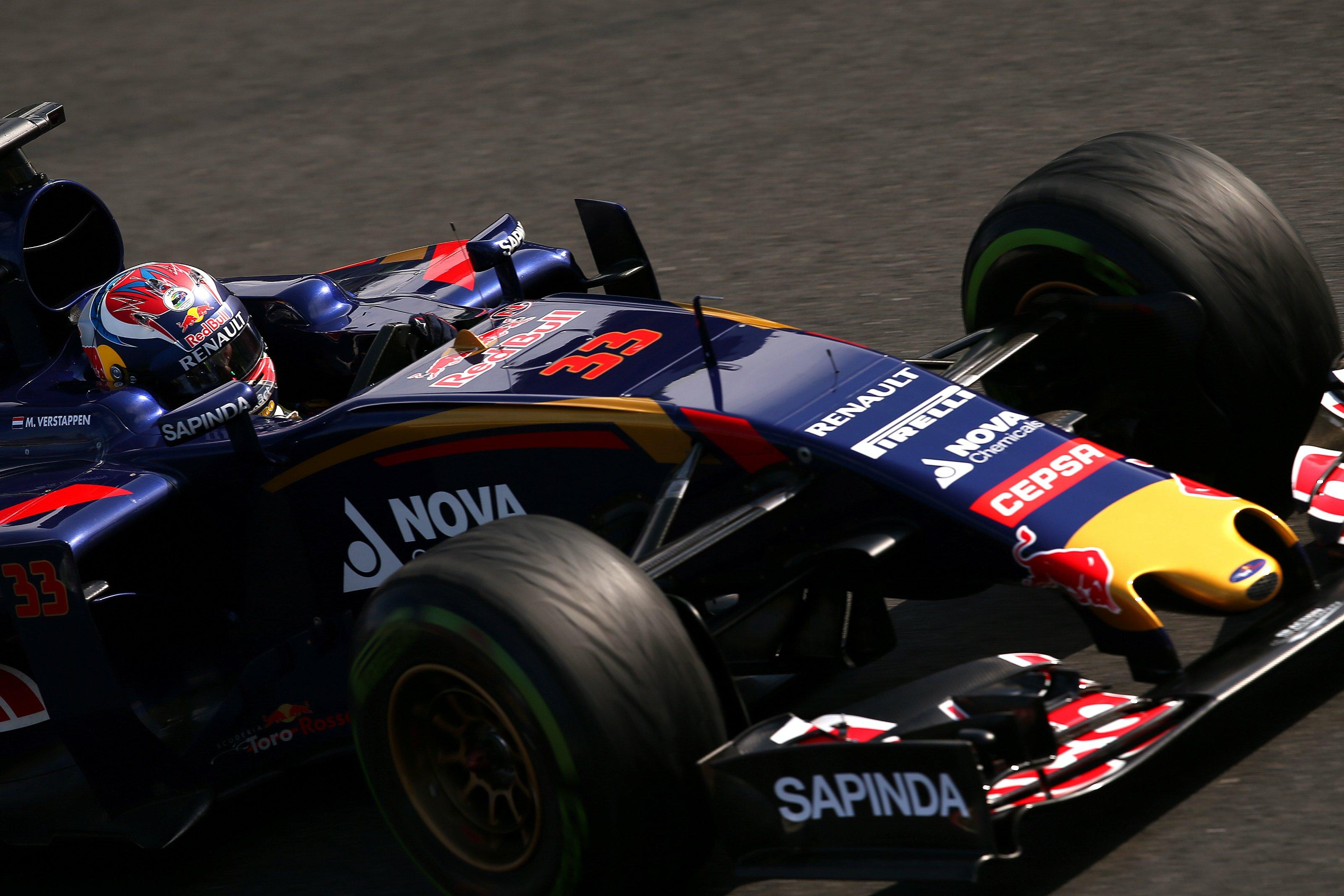 Verstappen: il Marquez della F1