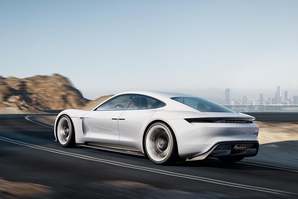 Porsche Mission E: sogno o realtà?