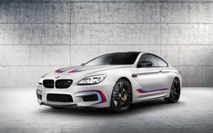 BMW M6 Coupé Competition Edition