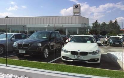 AutoVanti presenta le ultime BMW