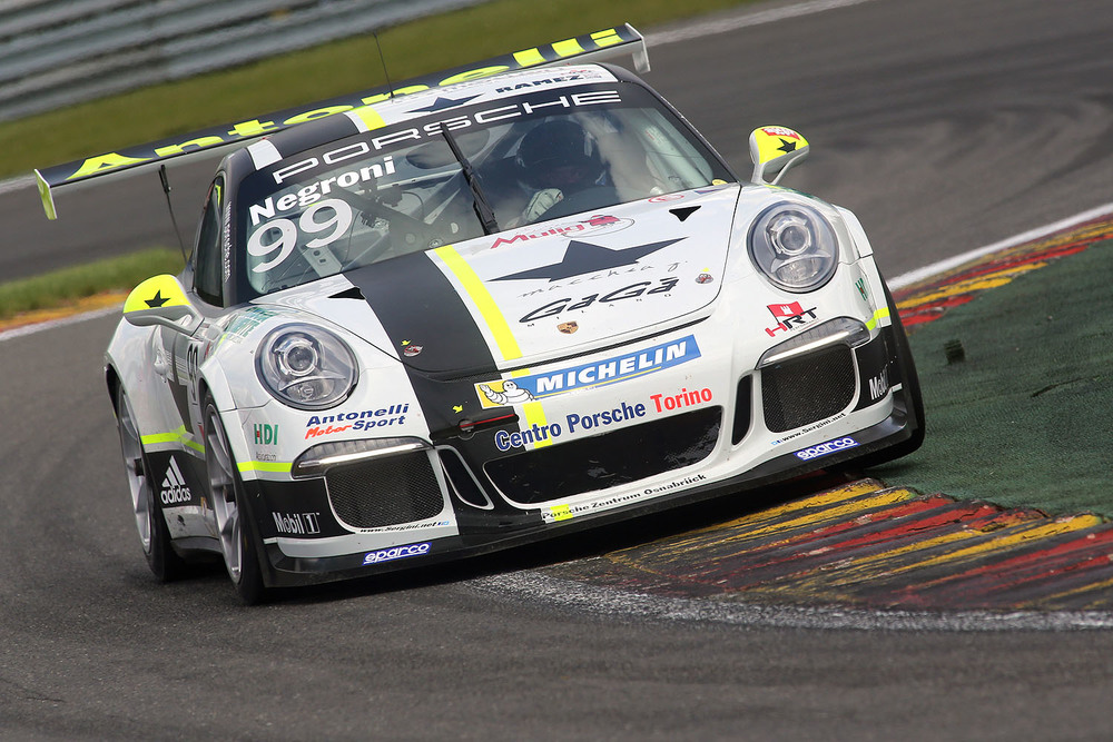 Mobil 1 Supercup nel weekend a Monza