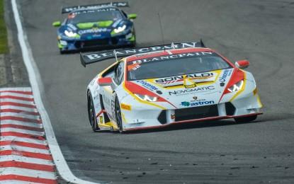 Lamborghini: al Nürburgring vince Kujala