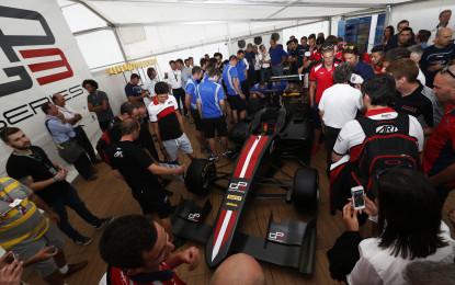 GP3: svelata la nuova monoposto