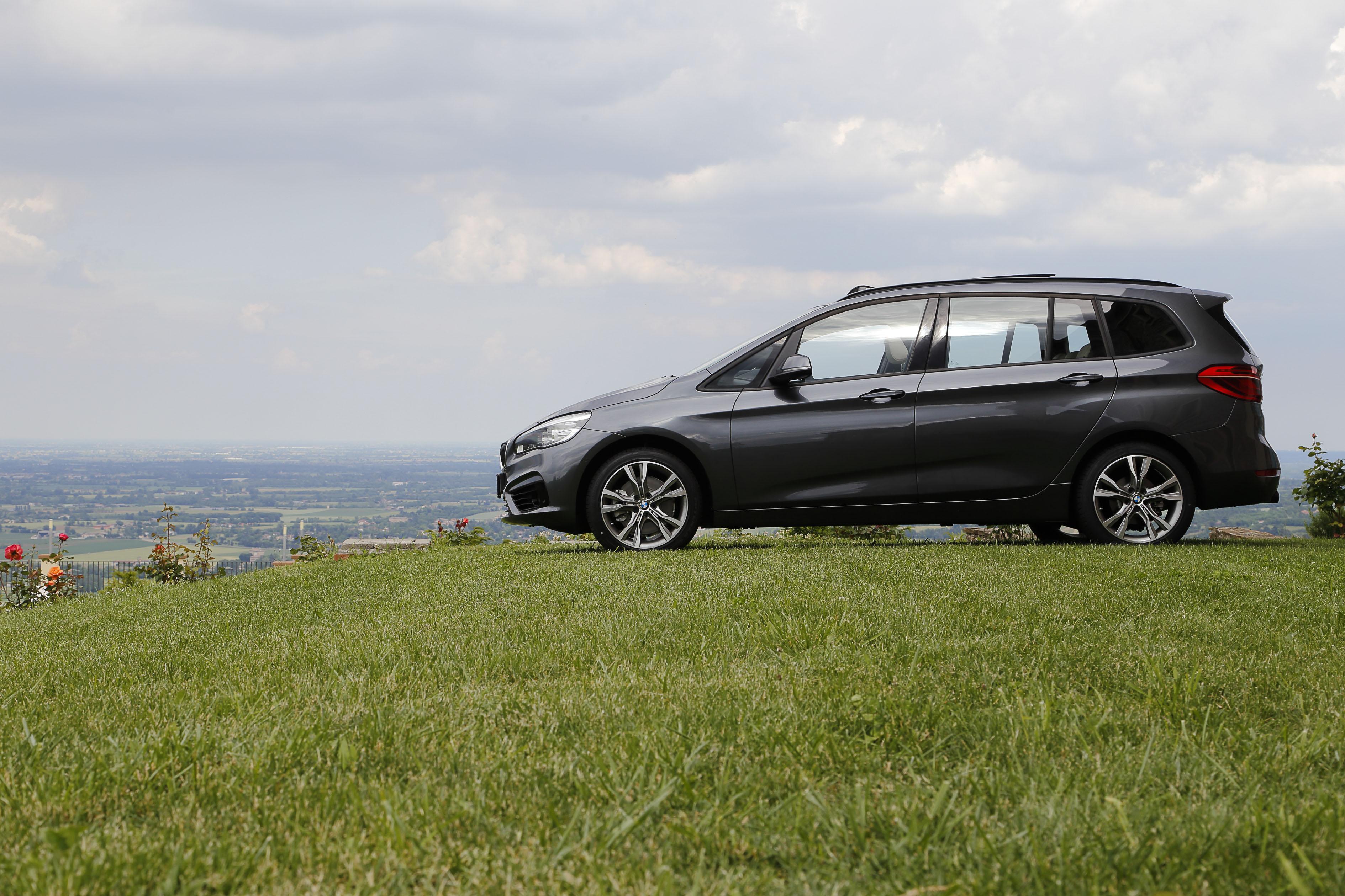Nuova BMW Serie 2 Gran Tourer
