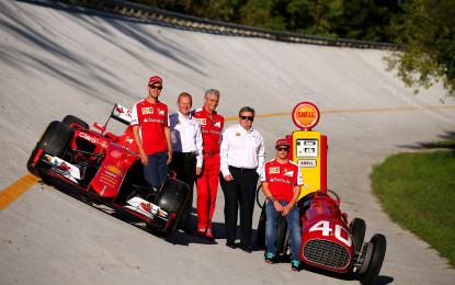 Shell e Scuderia Ferrari ancora più unite