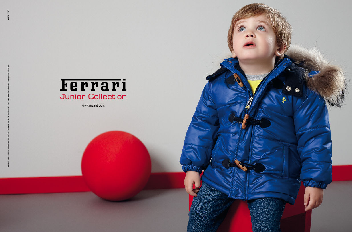 Ferrari Junior Collection