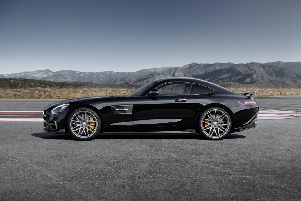 BRABUS per Mercedes-AMG GT S