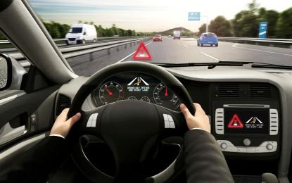 Bosch contro la guida contromano