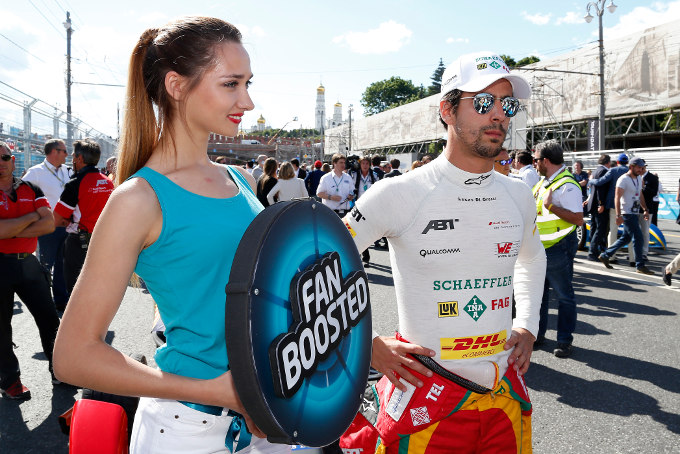 Formula E: FanBoost anche durante le gare