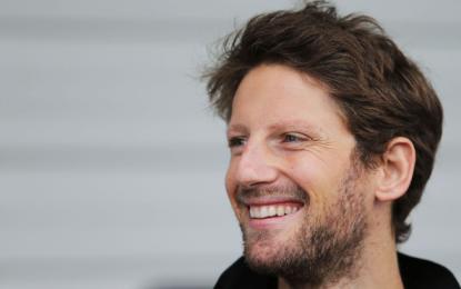 Haas F1: il primo pilota è Romain Grosjean