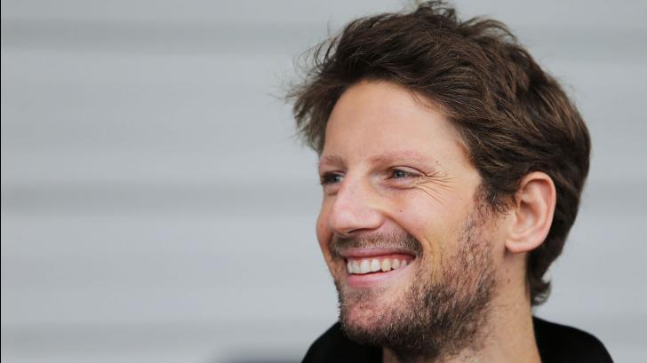 Grosjean ammette di puntare al sedile di Raikkonen