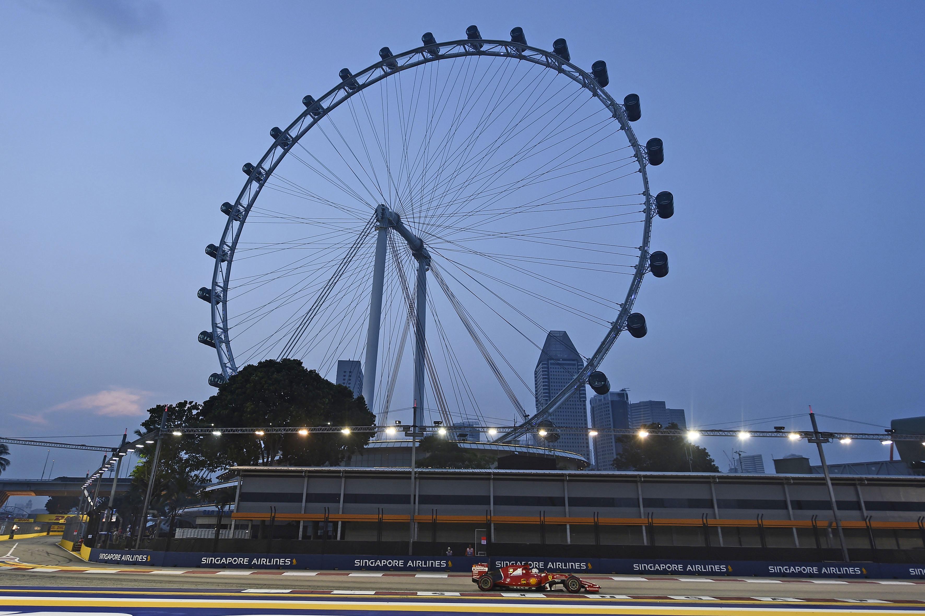 Singapore: attesi due o tre pitstop