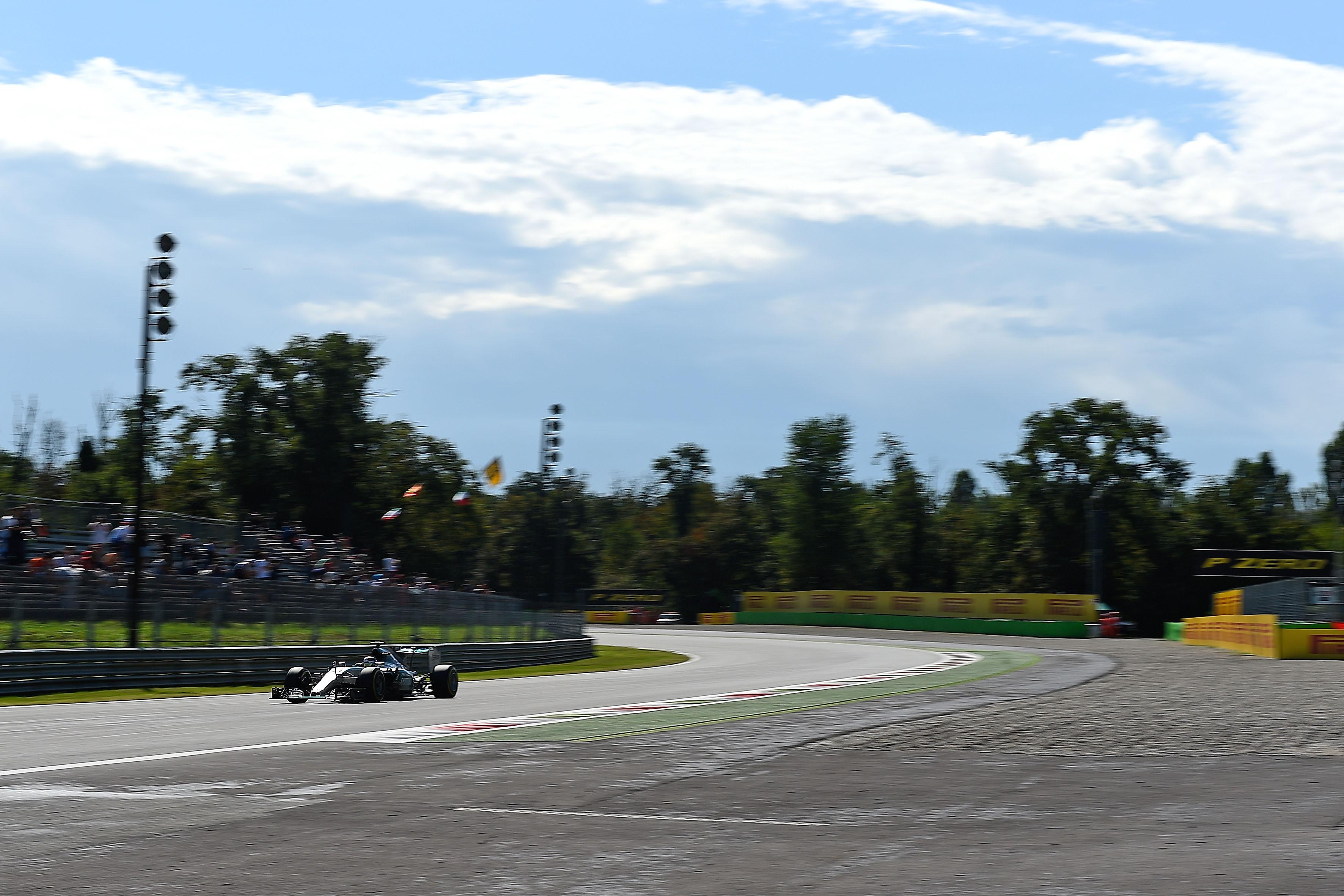 Monza: prevista una sola sosta