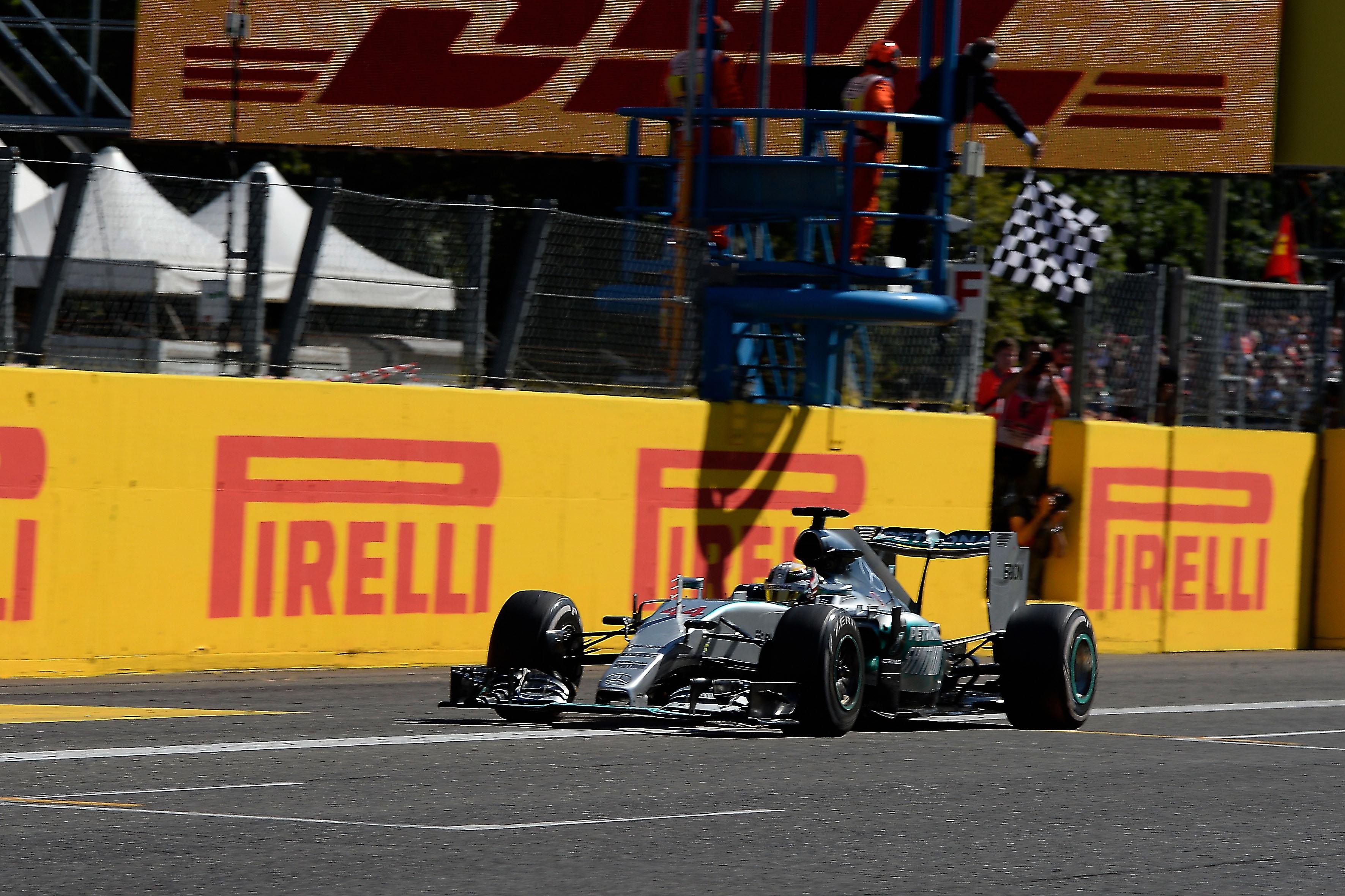Monza: una sola sosta per vincere