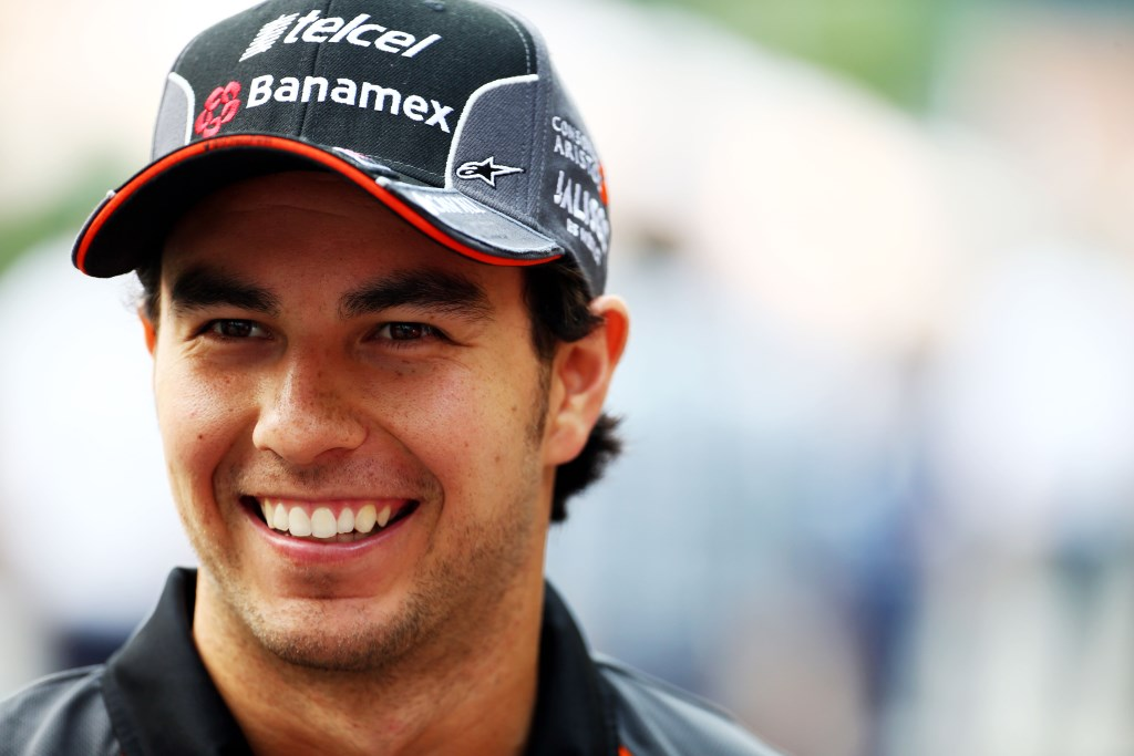 2016: Force India conferma Sergio Perez