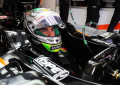 Force India: rubato un volante