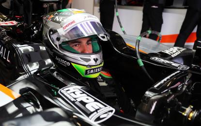 Force India: rubato un volante
