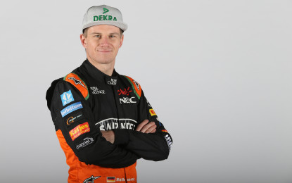 Hulkenberg in Force India anche nel 2016-17
