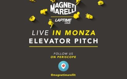 Magneti Marelli a Monza: dal virtuale al reale
