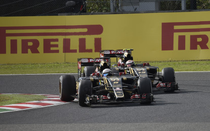 Lotus-Renault: primo passo per l'acquisizione