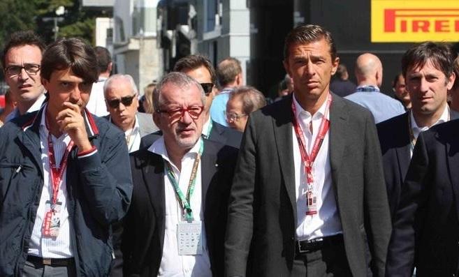 Monza: Maroni e i vertici SIAS da Ecclestone