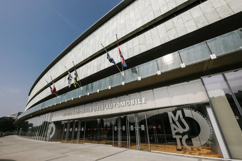 Il GP del Bahrain al MAUTO di Torino