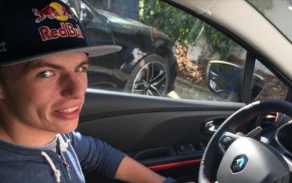 Max Verstappen: 18 anni e la patente!
