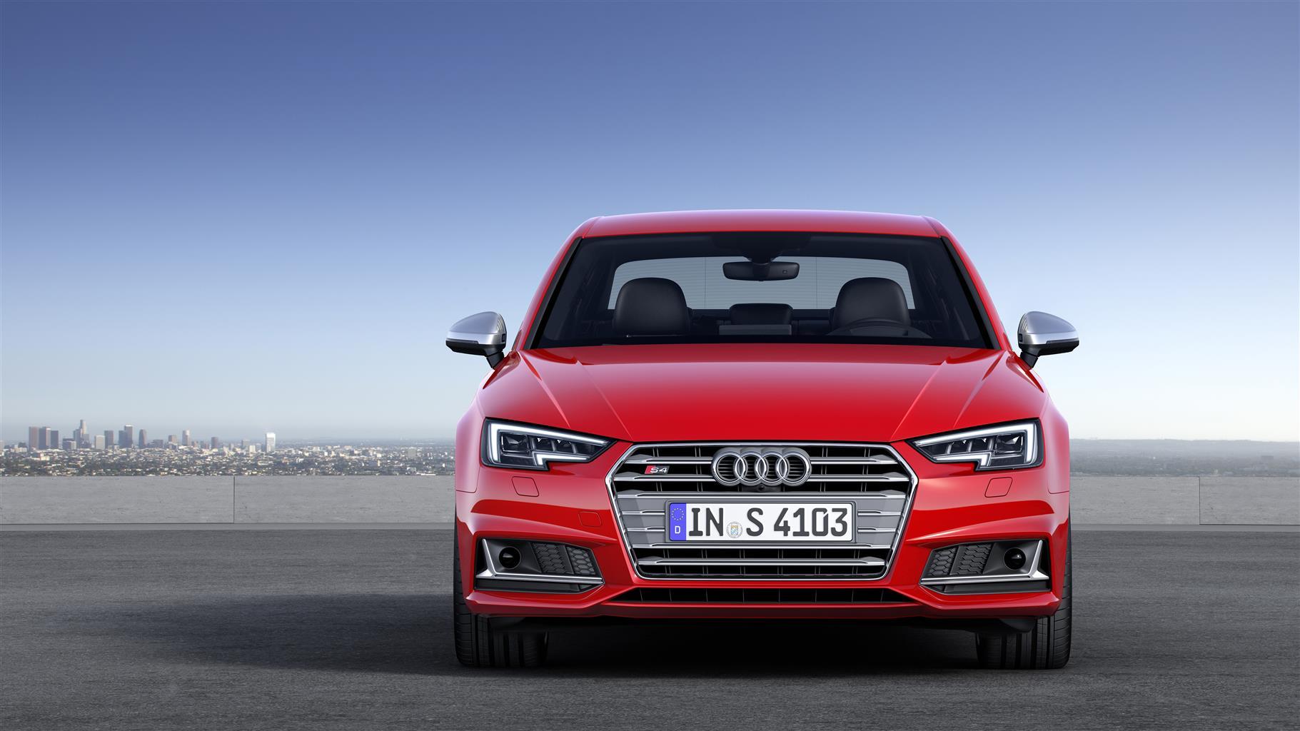 Nuove Audi S4 ed S4 Avant