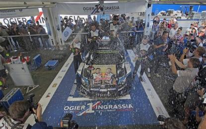 VW Campione Rally per il 3° anno consecutivo