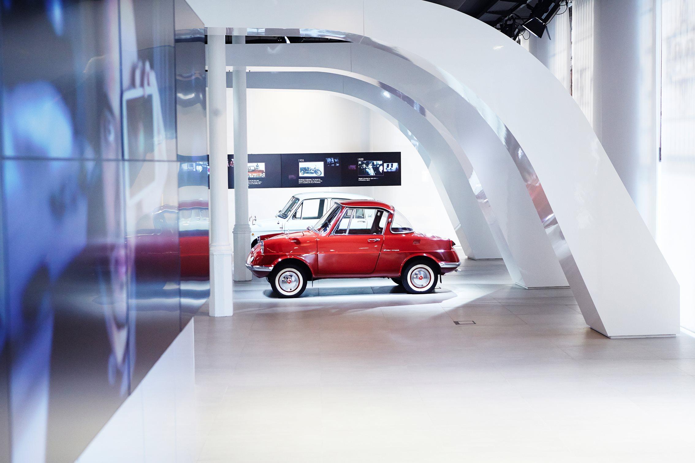 Mazda Space: primo anno ricco di eventi