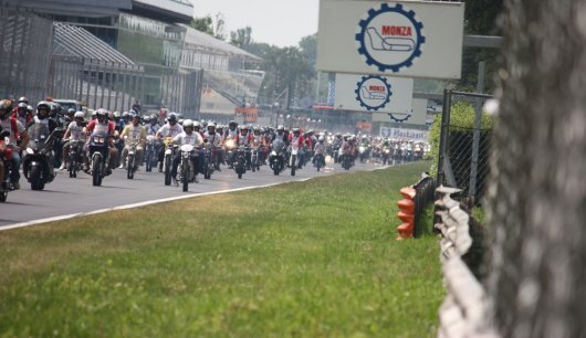 "Monza: ""Refresh"" per la sicurezza in moto"
