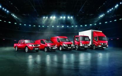 Nissan: garanzia veicoli commerciali