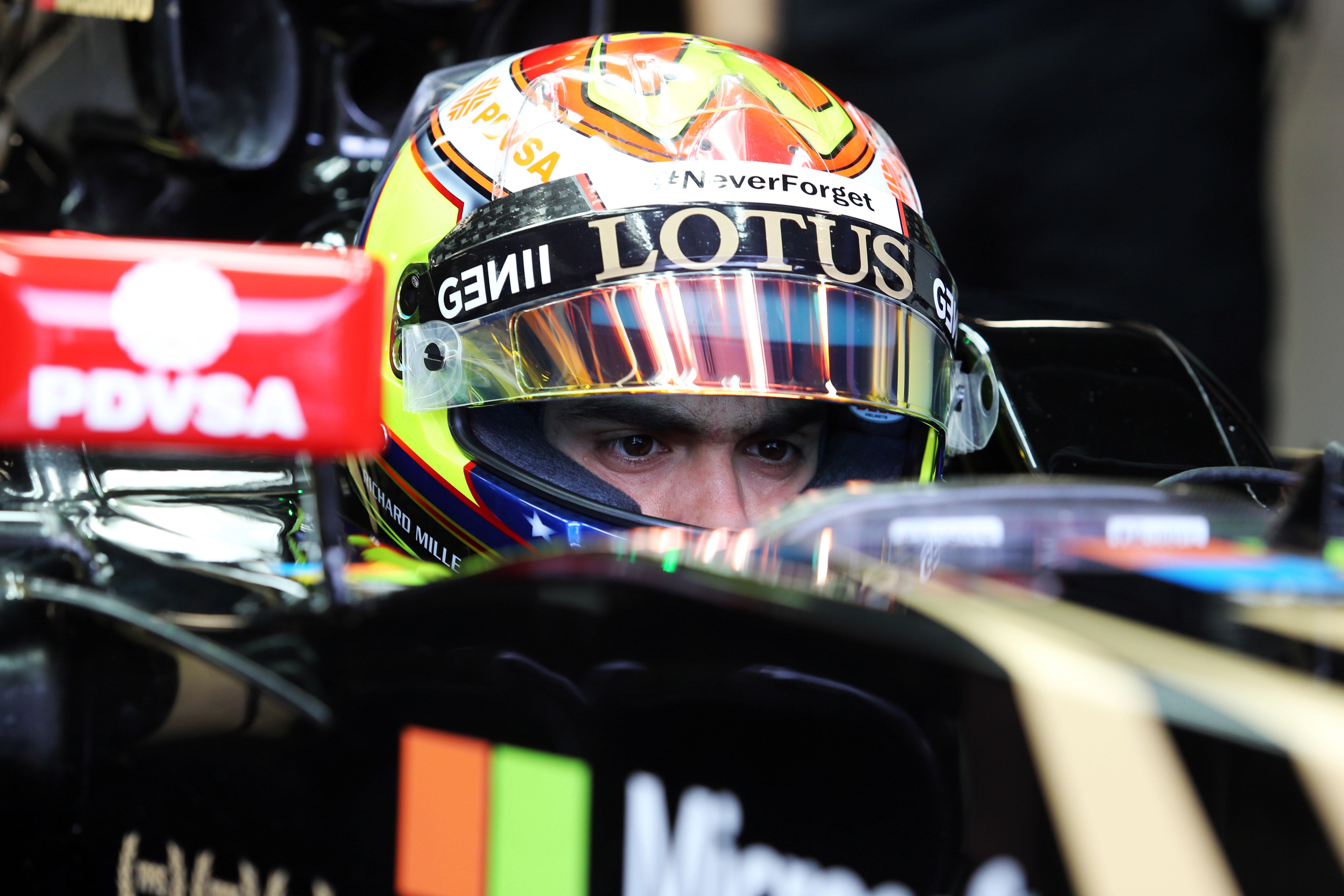 La Lotus conferma Maldonado per il 2016