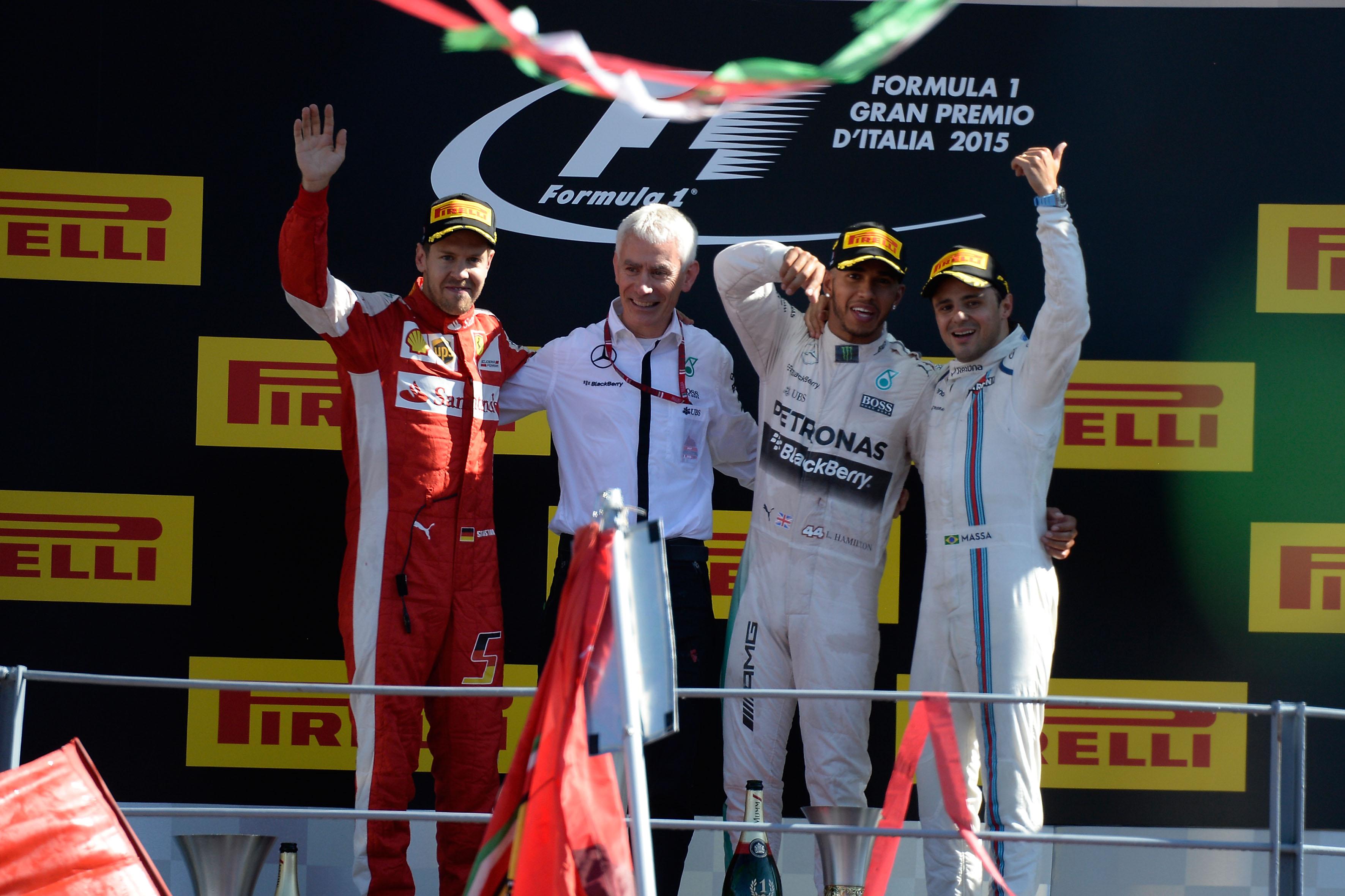 Monza: le pagelle di Gian Carlo Minardi