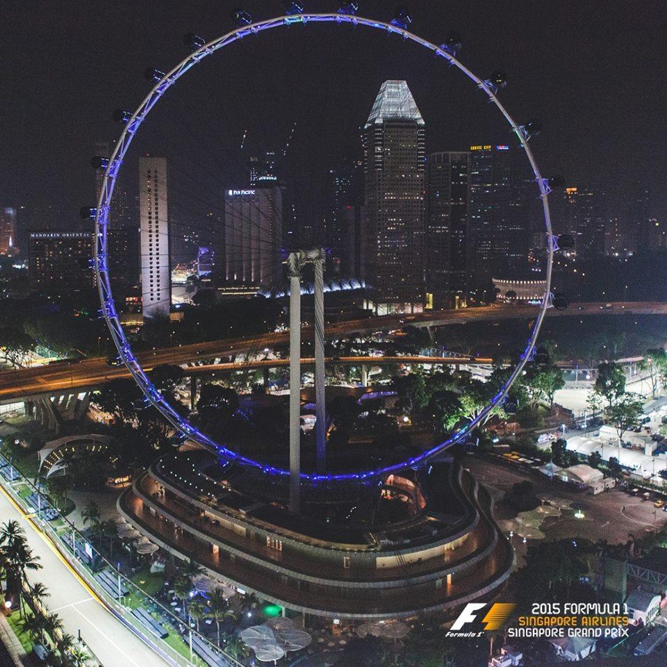 Singapore: da domani via al weekend