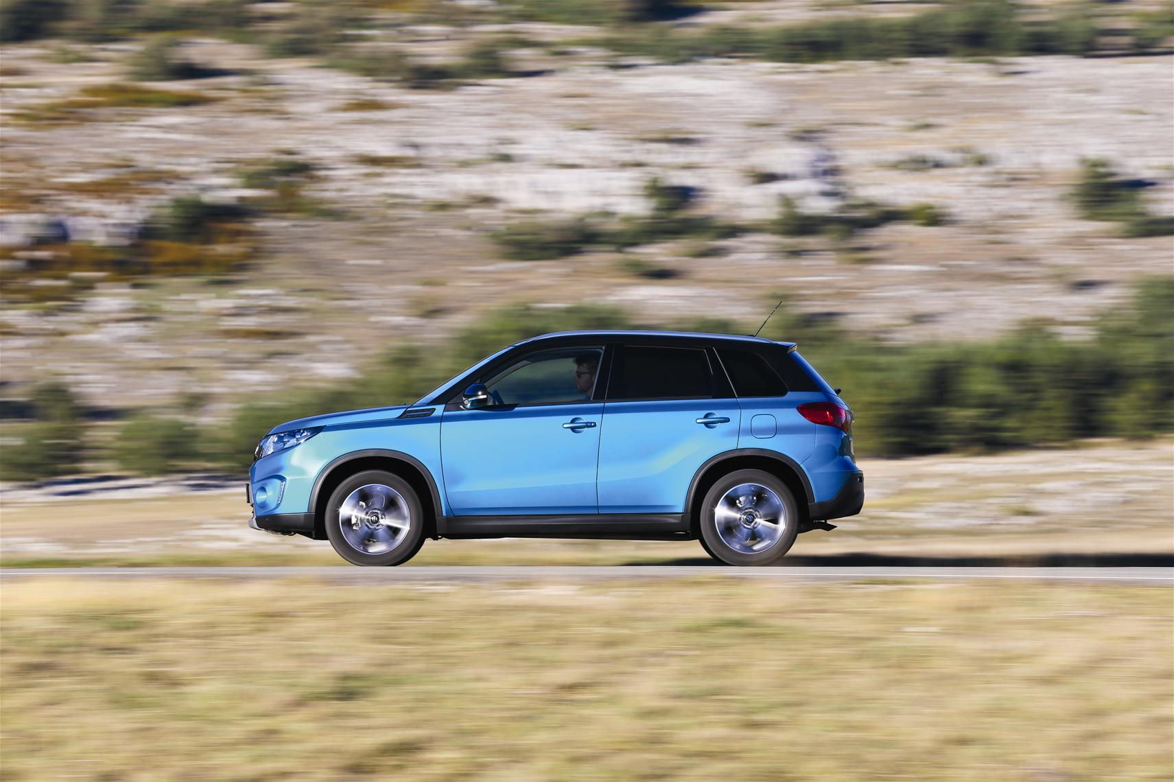 Suzuki: novità per Vitara e Celerio