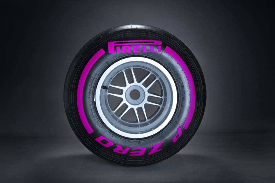 Nuovo regolamento pneumatici F1 2016