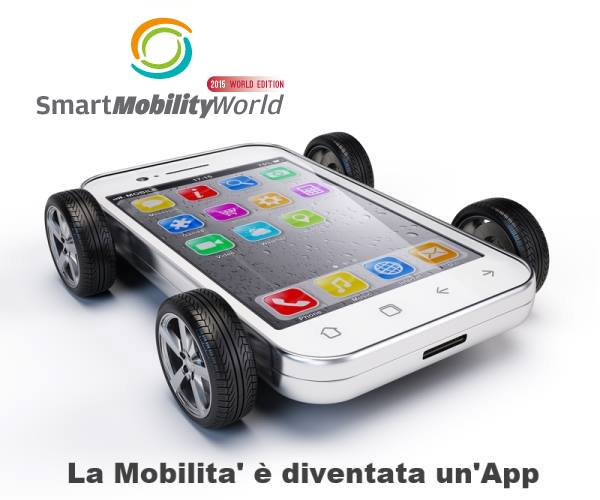 Da oggi Smart Mobility World