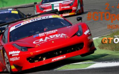 A Monza l'International GT Open