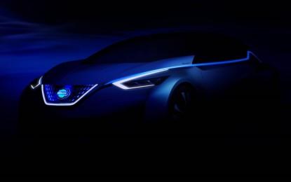 Nissan: la concept del futuro