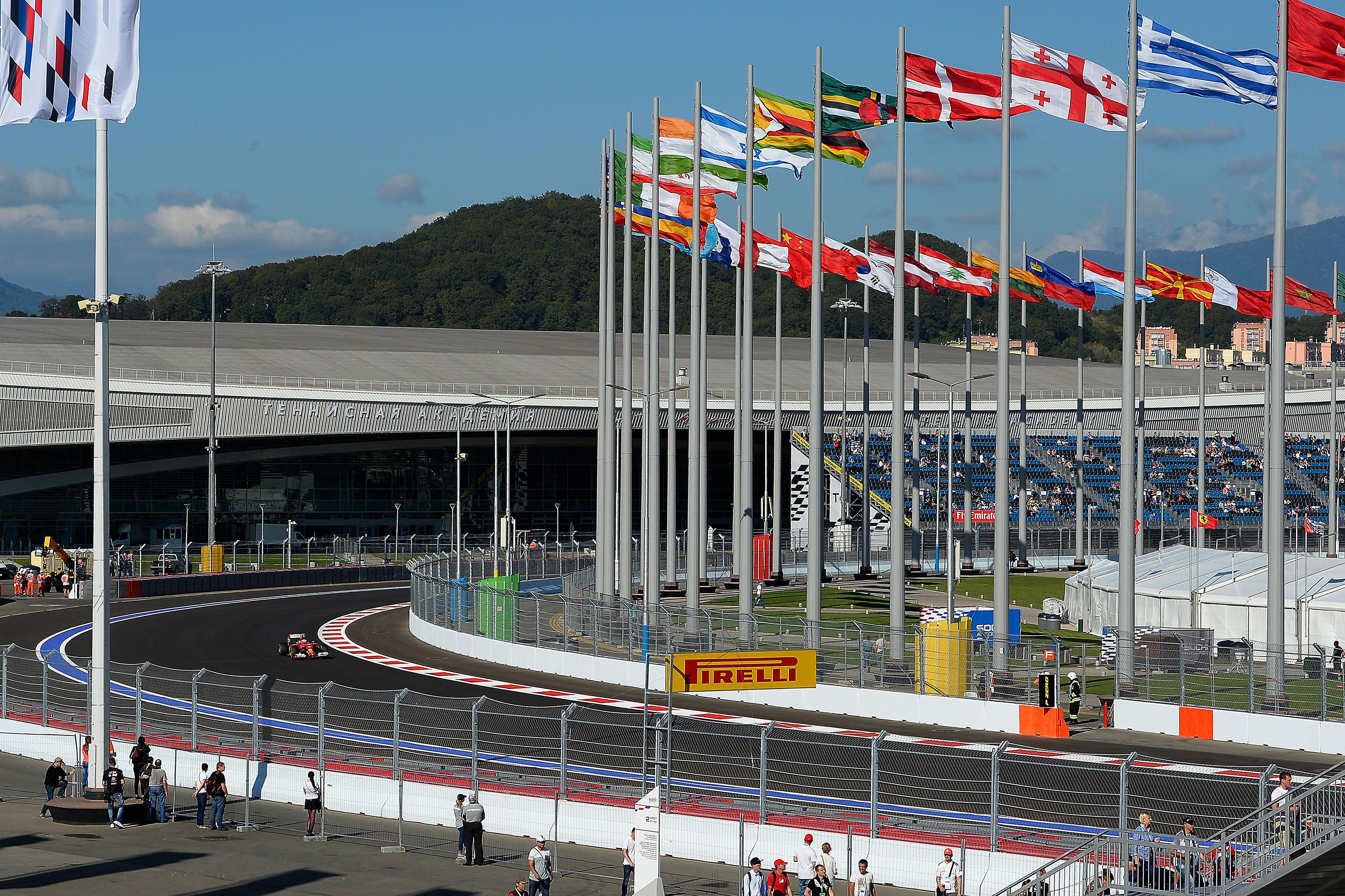 Ferrari: le sfide tecniche di Sochi