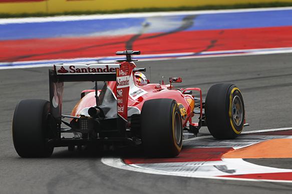 USA: 10 posizioni in meno per le Ferrari