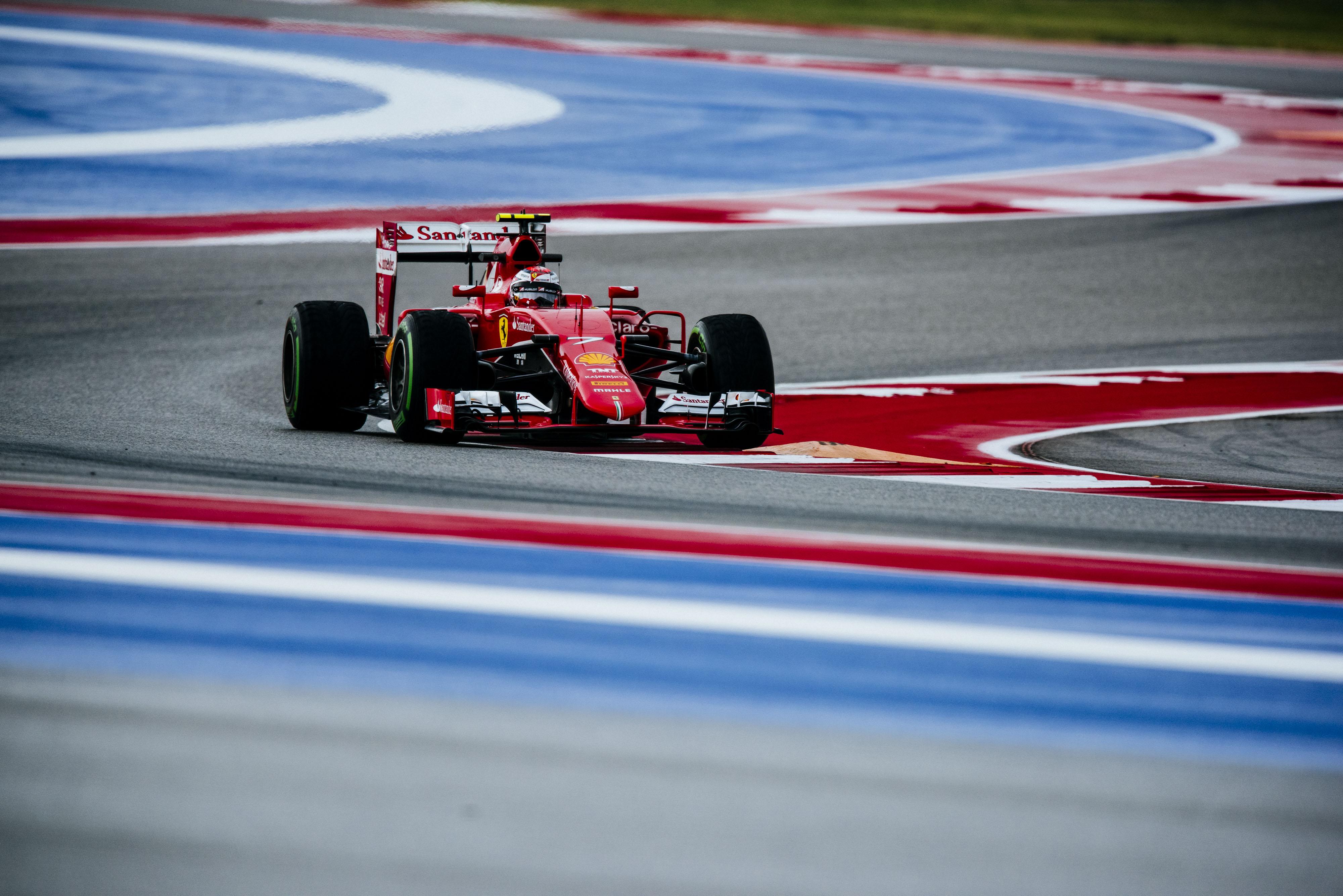 USA: Ferrari 6° e 8° nelle FP1