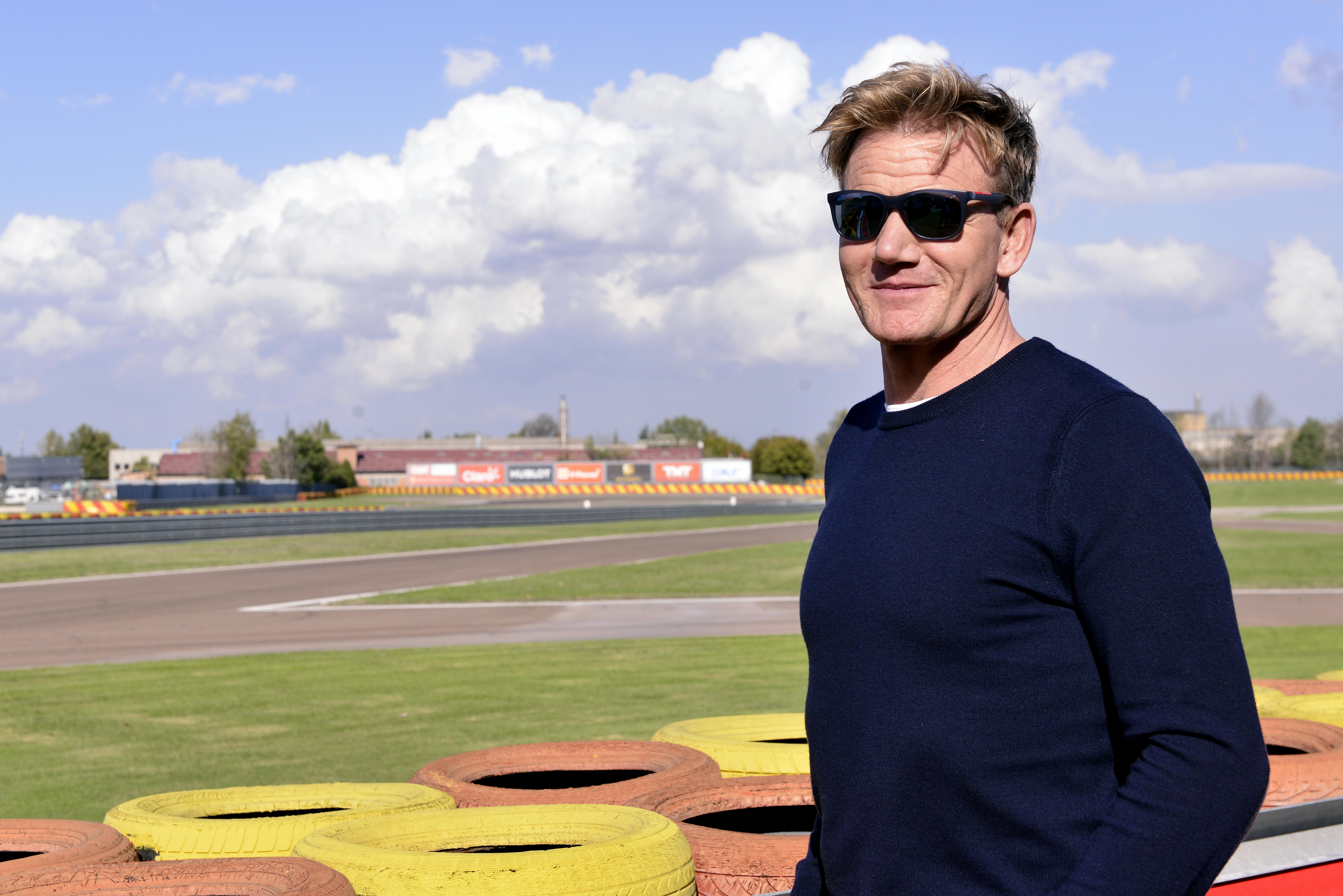 Gordon Ramsay, il gusto della velocità