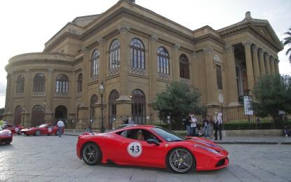 Tribute Targa Florio 2015