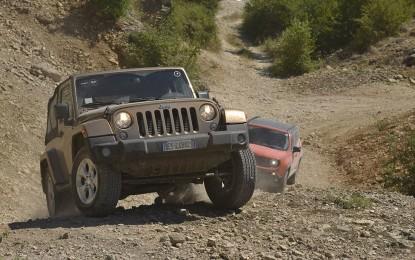 Jeep partner di 4×4 Fest