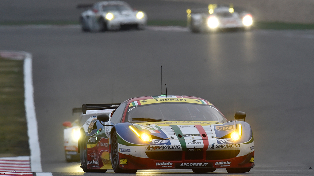 WEC: 1-2 Ferrari in qualifica a Shanghai